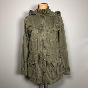 Aritzia Talula Anorak trooper utility jacket